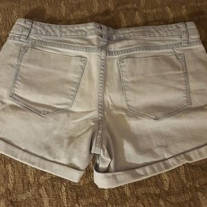 Mossimo Supply Co. Shorts - Mossimo Premium Denim Shorts